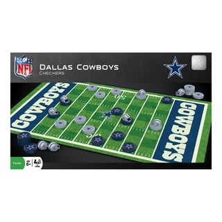 NFL Checkers Dallas Cowboys