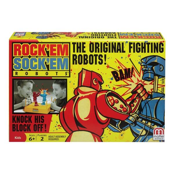 Rock 'Em Sock 'Em Robots 17725121