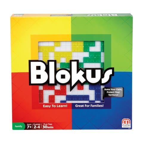Blokus - Black/White