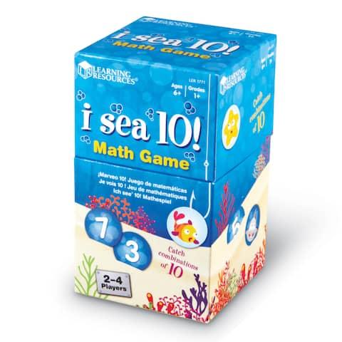 i Sea 10 Math Game
