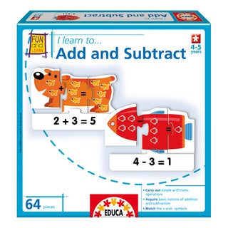 I Learn To Add and Subtract