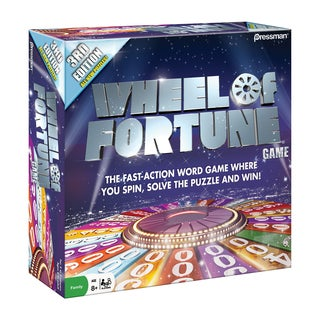 Wheel of Fortune Game 3rd Edition