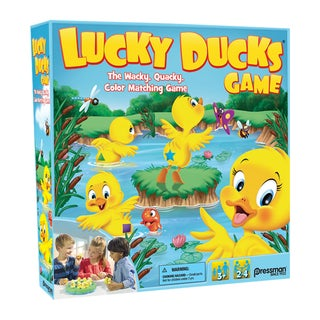 Lucky Ducks Game