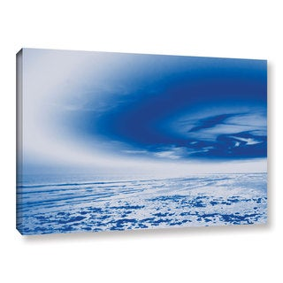 ArtWall Niel Hemsley's The Blue Sea Gallery Wrapped Canvas