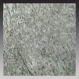 Peel and Stick Natural Stone Silver Shine 5 sq. ft. 6 x 6-inch Backsplash Tiles