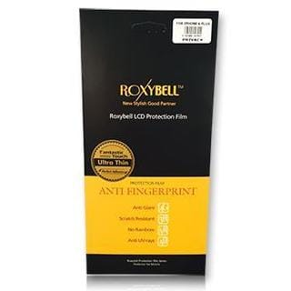 Roxybell Anti Fingerprint Ultra Thin LCD Screen Protection Film for Apple iPhone 6 Plus