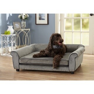 Enchanted Home Pet Ultra Plush Outlaw Bed