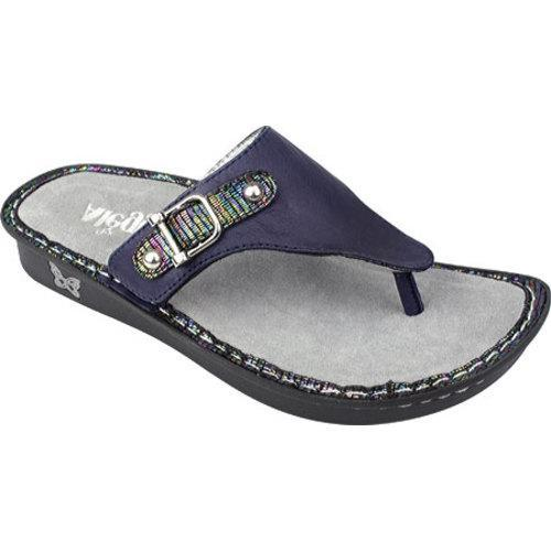 b301b0d6e8f2 Shop Women s Alegria by PG Lite Vanessa Navy Polyurethane - Free Shipping  Today - Overstock.com - 11830760