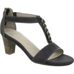 Women's ara Rosalyn 34663 Sandal Navy Nubuck