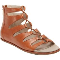 Women's Kenneth Cole New York Ollie Sandal Medium Brown Leather
