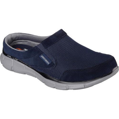 Men S Skechers Equalizer Coast To Coast Clog Navy Free