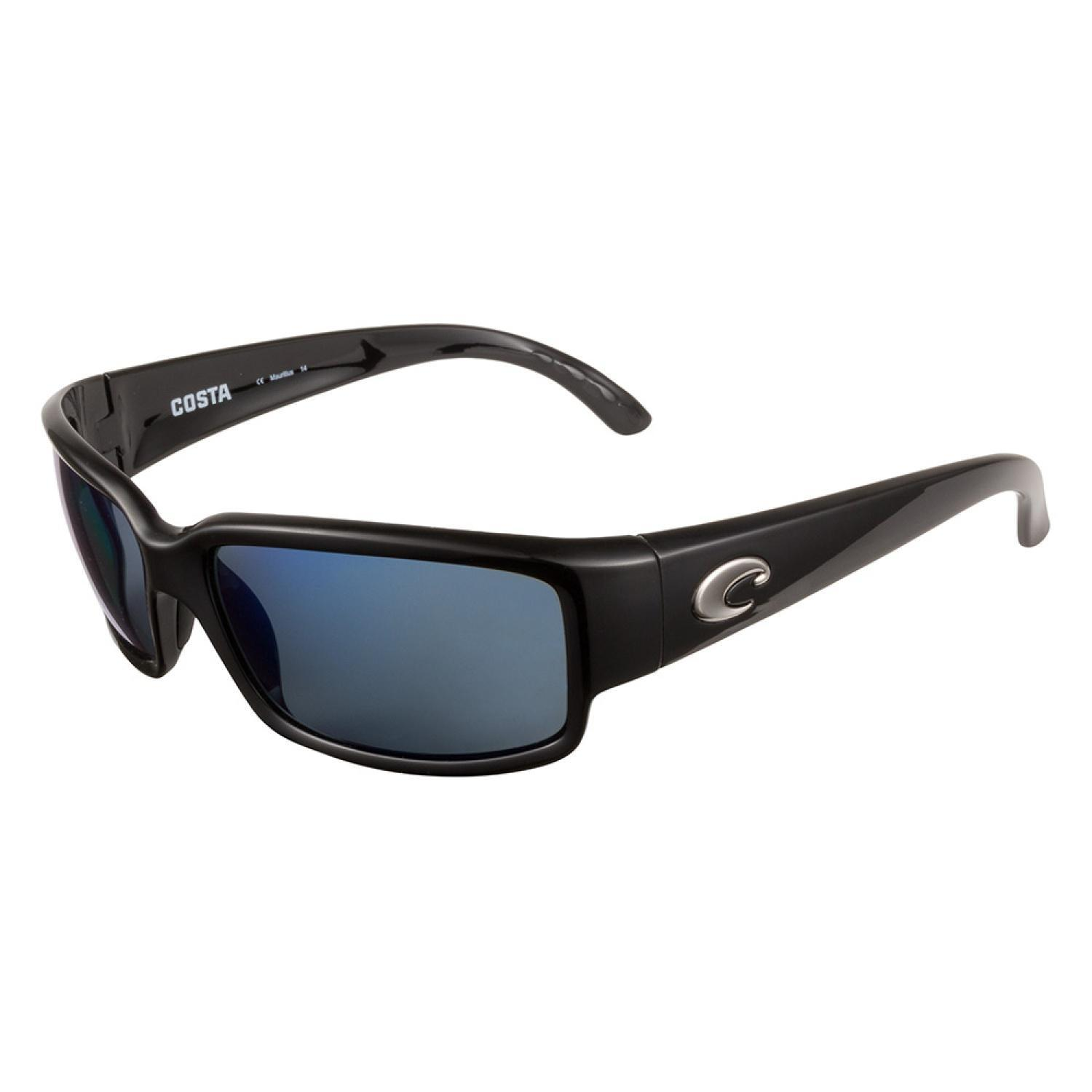 ec5b823cd84 Thumbnail Costa Del Mar Caballito CL 11 Shiny Black Polarized Sunglasses