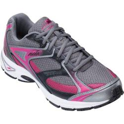 Women's Avia Avi-Execute Black/Zuma Pink/White/Steel Grey