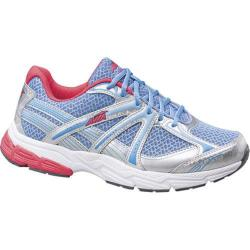 Women's Avia Avi-Rise Chrome Silver/Elite Blue/Geranium Pink