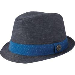 Men's Ben Sherman Cotton Flax Trilby Staples Navy