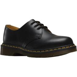 Dr. Martens Back to Basics 1461 3 Eye Gibson Oxford Black Smooth