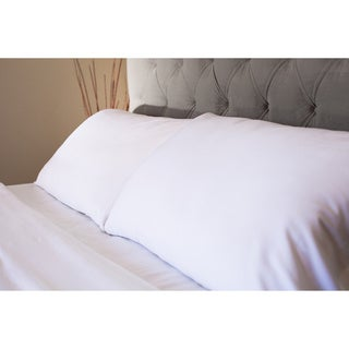 Cozy Earth Rayon From Bamboo Pillowcases (Set of 2)