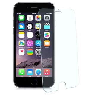 MYBAT 9H Premium Tempered Glass Phone Screen Protector for Apple iPhone 6 Plus Clear