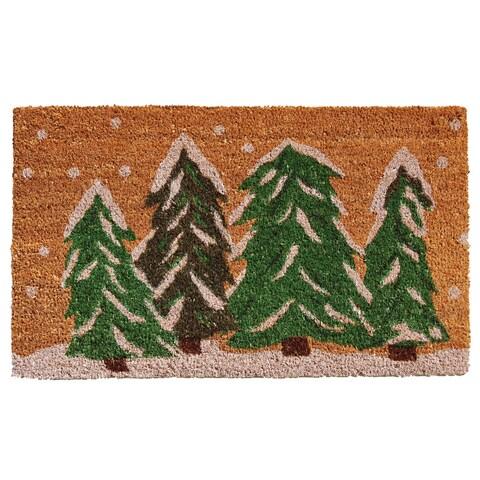 Winter Wonderland Doormat (1'5 x 2'5)