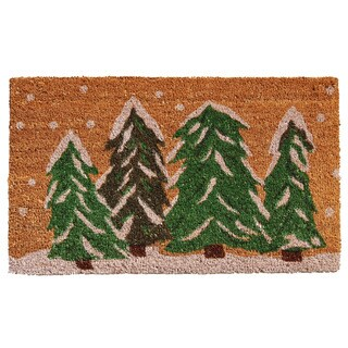 Winter Wonderland Doormat (1'5 x 2'5)