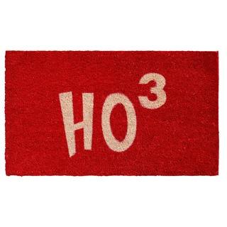 HoHoHo Doormat (1'5 x 2'5)