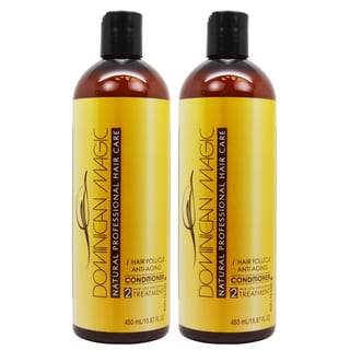 Dominican Magic Hair Follicle Anti Aging 15.87-ounce Conditioner (Pack of 2)