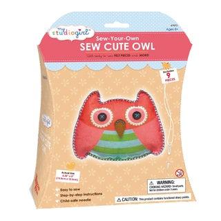 My Studio Girl Sew-Your-Own Sew Cute Owl