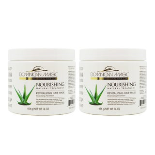 Dominican Magic Revitalizing 16-ounce Hair Mask (Pack of 2)