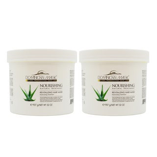 Dominican Magic Revitalizing 32-ounce Hair Mask (Pack of 2)