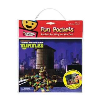 Teenage Mutant Ninja Turtles Colorforms Fun Pocket
