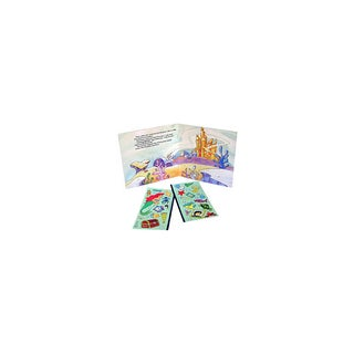 Colorforms Book Disney's The Little Mermaid: Ariel's Treasures