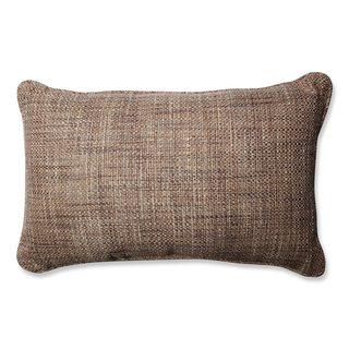 Pillow Perfect Tweak Nutria Throw Pillow