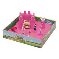 KwikSand Play Set Princess Palace