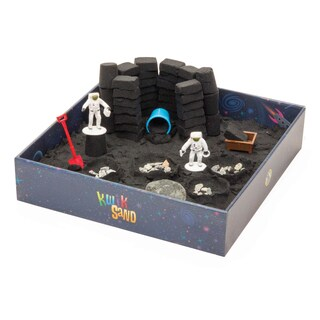 KwikSand Play Set Space Station