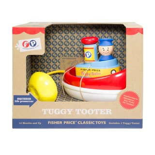 Fisher-Price Classics Tuggy Tooter