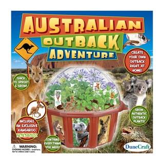 Dome Terrarium Austrailian Outback Adventure