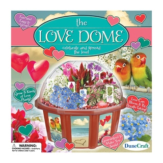 Dome Terrarium The Love Dome