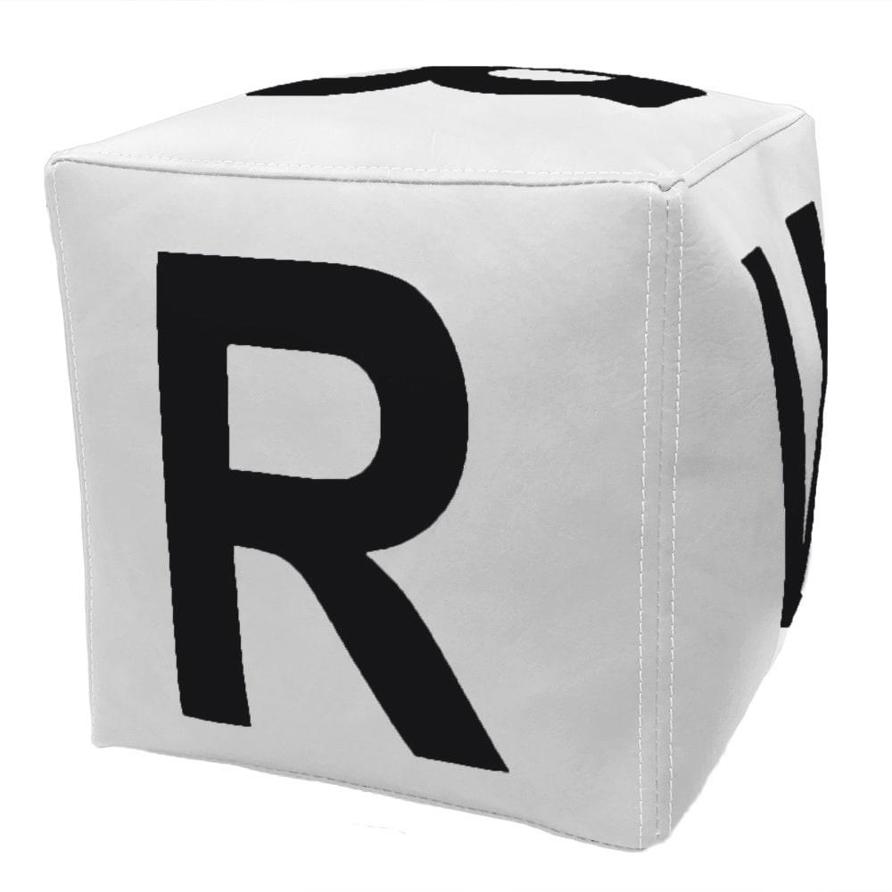 Core Inno-Block 18-inch Block with 12-inch Black Letters ...
