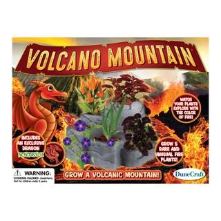 Mountain Garden Volcano Mountain