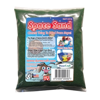 Space Sand 1 lb Green