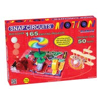 Snap Circuits Motion: 165 Projects