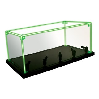 Metal Earth Lighted Acrylic Display