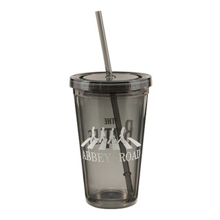 The Beatles 'Abbey Road' 18-ounce Acrylic Travel Cup