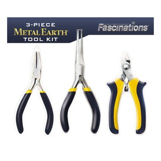 3-Piece Metal Earth Tool Kit