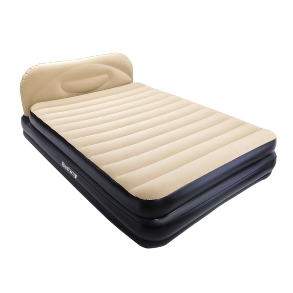 Bestway Soft-Backed Elevated Queen Airbed