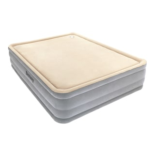 Link to Bestway Foam Top Comfort Raised Queen Airbed Similar Items in Bedroom Furniture