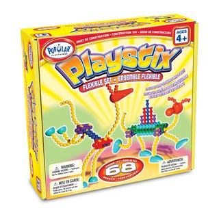Playstix Flexible Set: 68 Pcs
