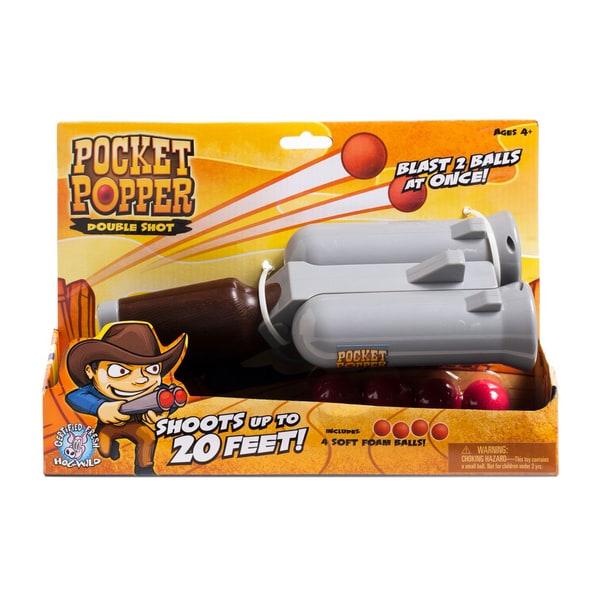 Pocket Popper Double Shot