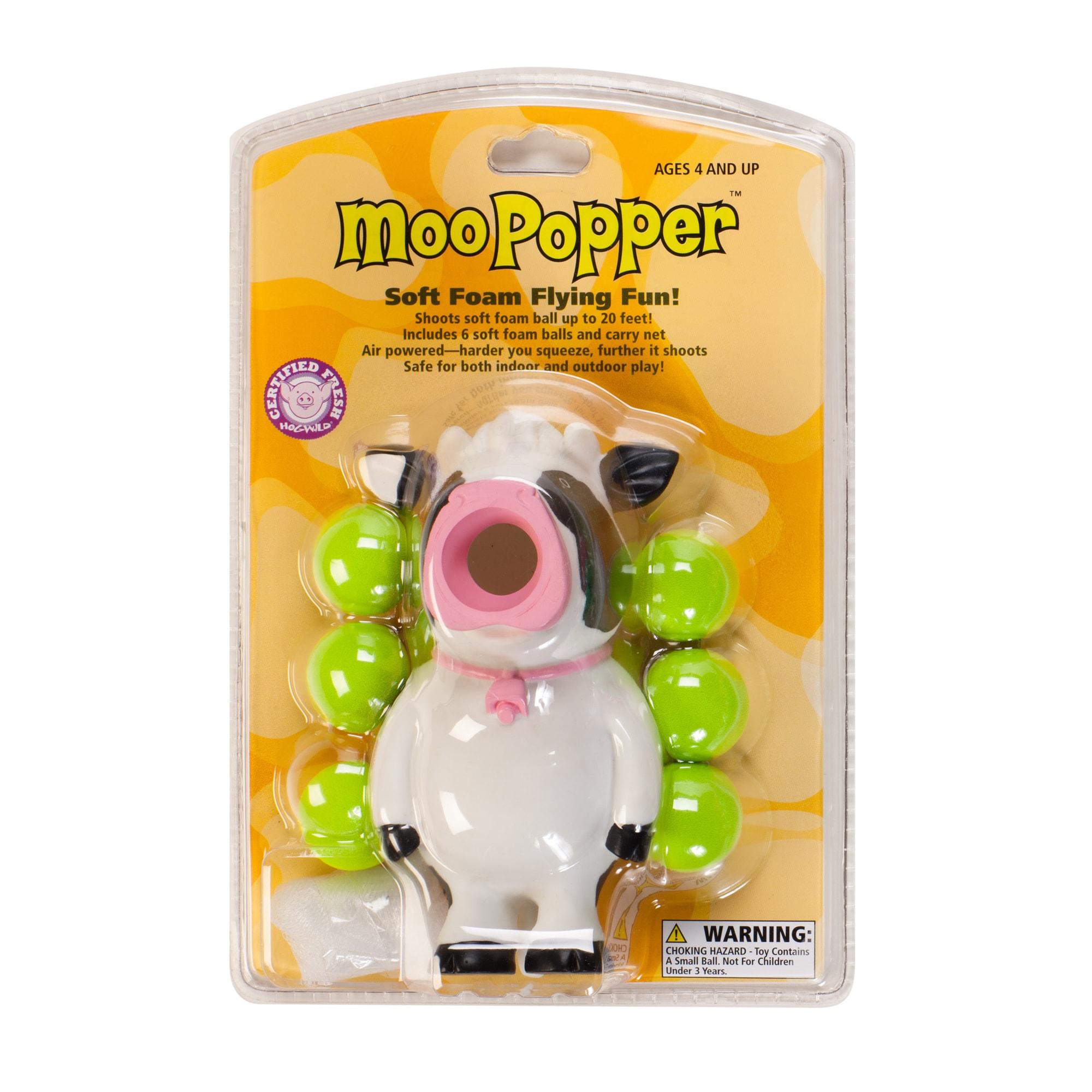 Hog Wild Moo Popper