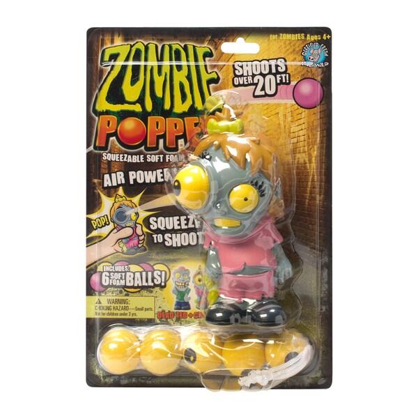 Zombie Popper Creepy Kim